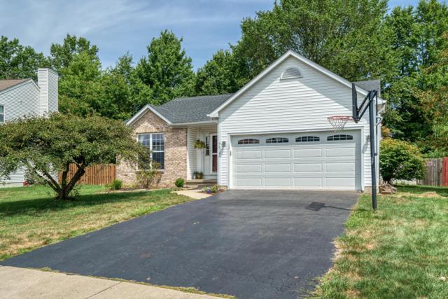 9010 Trinity Circle, Reynoldsburg, OH 43068 (MLS #219030372) :: Berkshire Hathaway HomeServices Crager Tobin Real Estate