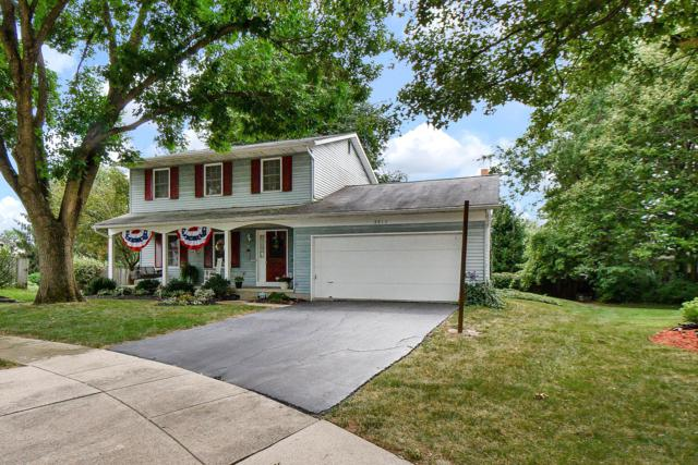 3513 Fence Row Court, Canal Winchester, OH 43110 (MLS #219030380) :: RE/MAX ONE