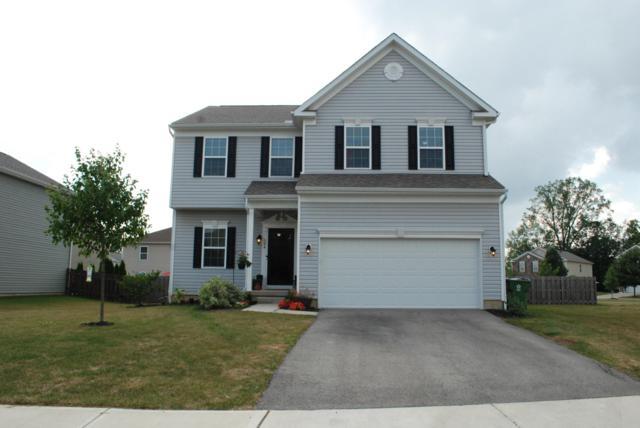 594 Corbel Drive, Marysville, OH 43040 (MLS #219030576) :: Signature Real Estate