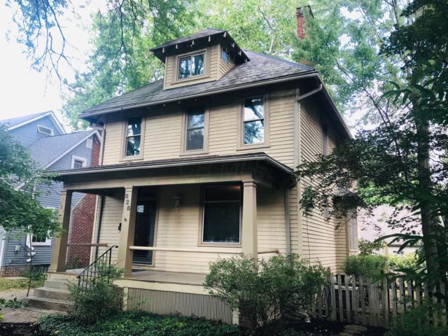 828 Pleasant Ridge Avenue, Bexley, OH 43209 (MLS #219030604) :: Signature Real Estate