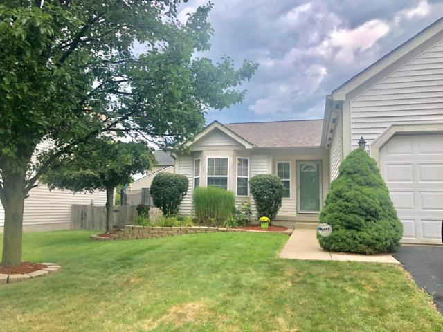 7830 Waggoner Chase Boulevard, Blacklick, OH 43004 (MLS #219030624) :: Signature Real Estate
