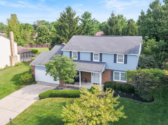 8810 Education Drive, Pickerington, OH 43147 (MLS #219034490) :: Berkshire Hathaway HomeServices Crager Tobin Real Estate