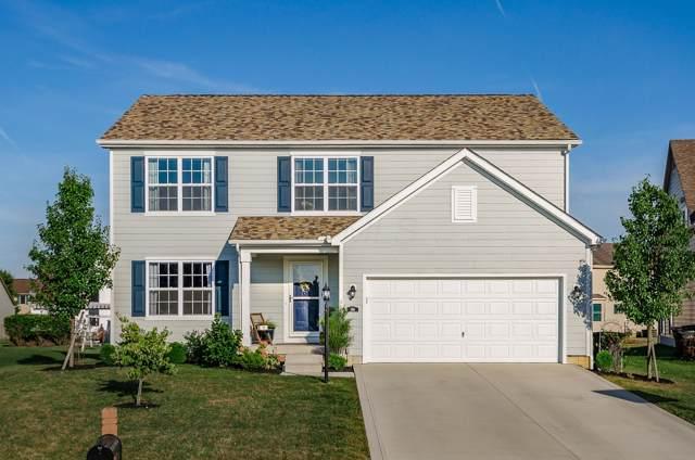 156 Patterson Street, Pickerington, OH 43147 (MLS #219034527) :: Berkshire Hathaway HomeServices Crager Tobin Real Estate