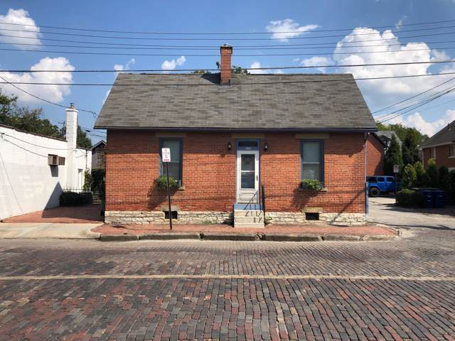 556 Mohawk Street, Columbus, OH 43206 (MLS #219034550) :: Berkshire Hathaway HomeServices Crager Tobin Real Estate