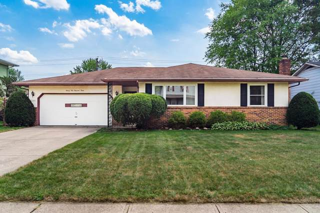 2203 E Maplewood Drive, Columbus, OH 43229 (MLS #219034559) :: Keith Sharick | HER Realtors