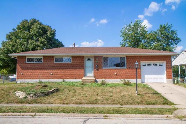 598 Crescent Drive, West Jefferson, OH 43162 (MLS #219034561) :: Brenner Property Group | Keller Williams Capital Partners