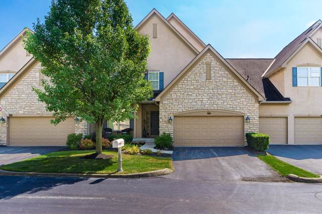 8197 Hillingdon Drive, Powell, OH 43065 (MLS #219034601) :: The Raines Group