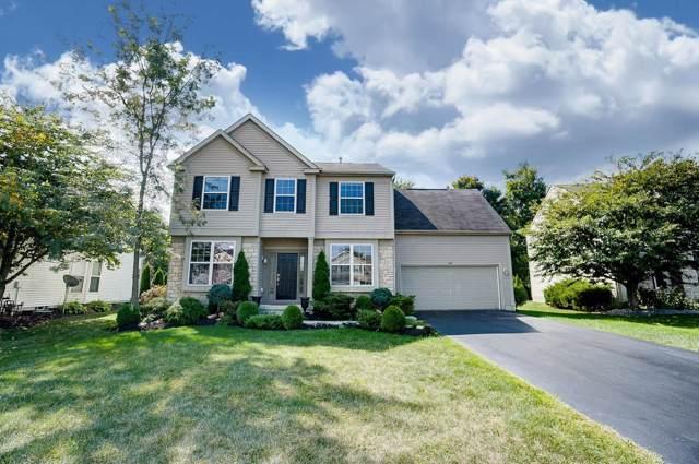 440 Ironhorse Drive, Delaware, OH 43015 (MLS #219034673) :: Susanne Casey & Associates