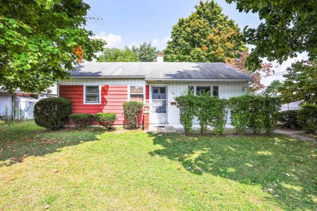 836 Davis Avenue, Newark, OH 43055 (MLS #219034713) :: Brenner Property Group   Keller Williams Capital Partners