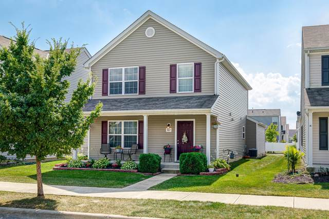 5817 Ivy Branch Drive, Dublin, OH 43016 (MLS #219034722) :: Berkshire Hathaway HomeServices Crager Tobin Real Estate