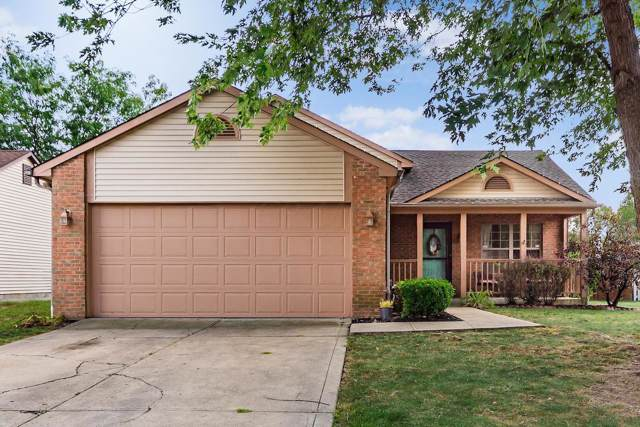 5779 Nike Drive, Hilliard, OH 43026 (MLS #219034741) :: Berkshire Hathaway HomeServices Crager Tobin Real Estate