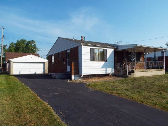 622 Brookdale Drive, West Jefferson, OH 43162 (MLS #219034745) :: Brenner Property Group | Keller Williams Capital Partners