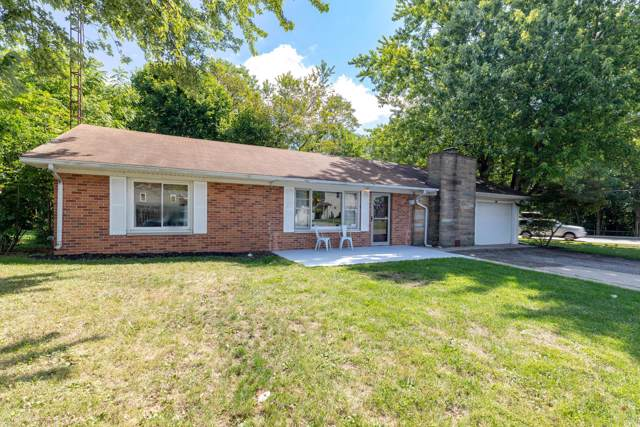 314 Woodland Drive, Bellefontaine, OH 43311 (MLS #219034763) :: CARLETON REALTY