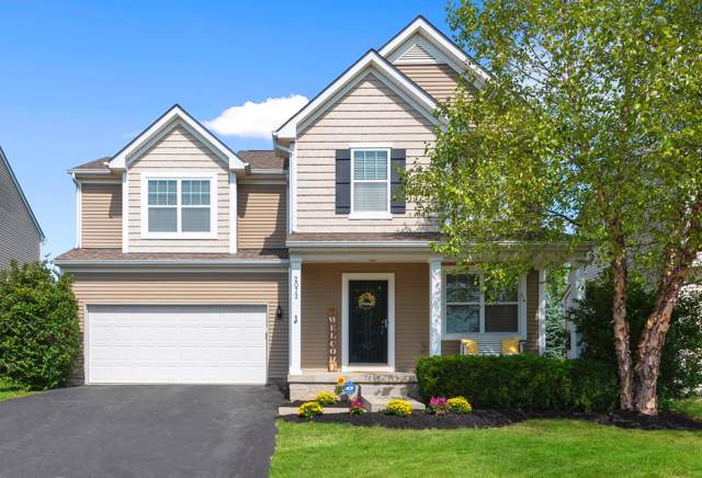 2072 English Turn Drive, Grove City, OH 43123 (MLS #219034786) :: The Raines Group
