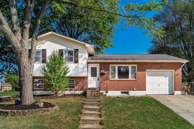 3520 Karikal Drive, Westerville, OH 43081 (MLS #219034801) :: Berkshire Hathaway HomeServices Crager Tobin Real Estate