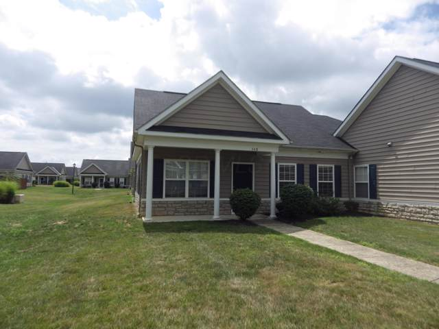 348 Dysar Run Drive 25-348, Blacklick, OH 43004 (MLS #219034806) :: Keller Williams Excel