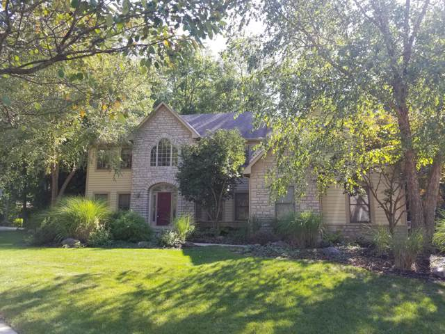 578 Lighthouse Court, Westerville, OH 43082 (MLS #219034823) :: Berkshire Hathaway HomeServices Crager Tobin Real Estate