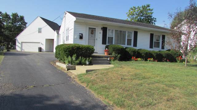 45 Arlington Avenue, London, OH 43140 (MLS #219034838) :: Keller Williams Excel