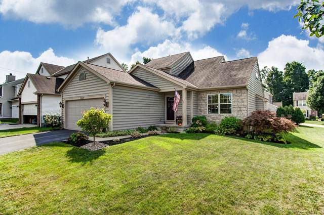 7957 Waggoner Woods Drive, Blacklick, OH 43004 (MLS #219034839) :: Keller Williams Excel