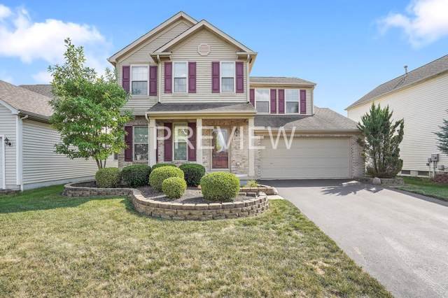 4837 Laurel Valley Drive, Columbus, OH 43228 (MLS #219034851) :: Berkshire Hathaway HomeServices Crager Tobin Real Estate