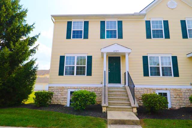 6529 Crab Apple Drive, Canal Winchester, OH 43110 (MLS #219034857) :: ERA Real Solutions Realty