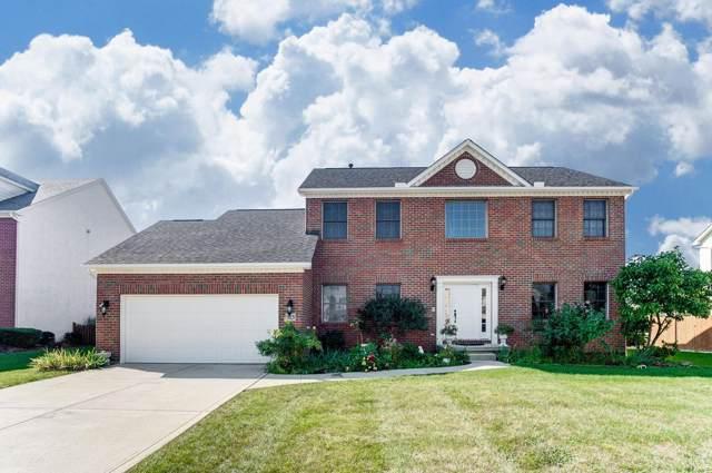 523 Bellfrey Court, Westerville, OH 43082 (MLS #219034872) :: Berkshire Hathaway HomeServices Crager Tobin Real Estate