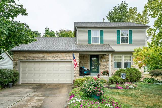931 Mastin Place, Reynoldsburg, OH 43068 (MLS #219034890) :: Berkshire Hathaway HomeServices Crager Tobin Real Estate