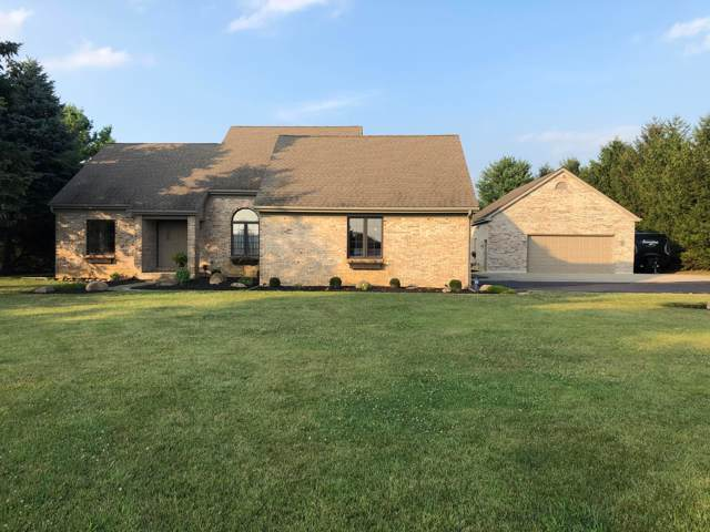 1855 Upper Valley Drive, West Jefferson, OH 43162 (MLS #219034894) :: Brenner Property Group | Keller Williams Capital Partners
