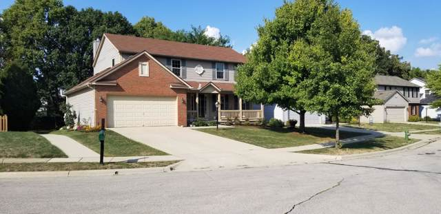 6044 Northcliff Boulevard, Dublin, OH 43016 (MLS #219034912) :: Berkshire Hathaway HomeServices Crager Tobin Real Estate
