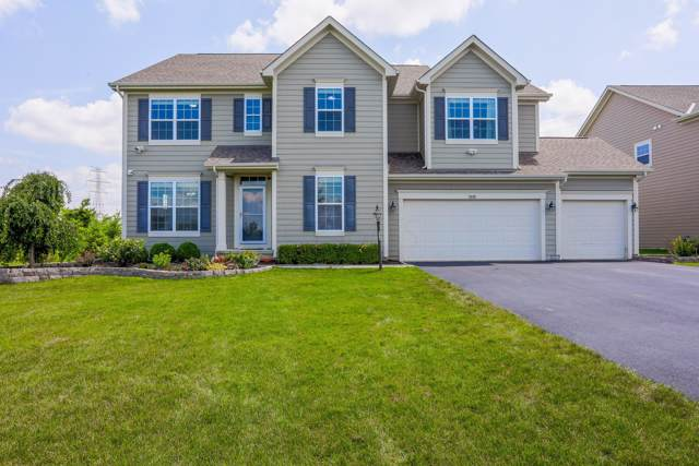 2618 Triple Crown Crossing, Powell, OH 43065 (MLS #219034913) :: The Raines Group