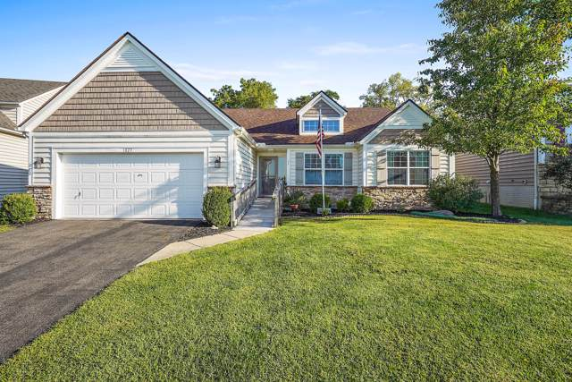 1827 Declaration Drive W, Lancaster, OH 43130 (MLS #219034940) :: RE/MAX ONE
