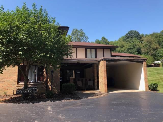 576 Swansea Road C, Newark, OH 43055 (MLS #219034943) :: Berkshire Hathaway HomeServices Crager Tobin Real Estate