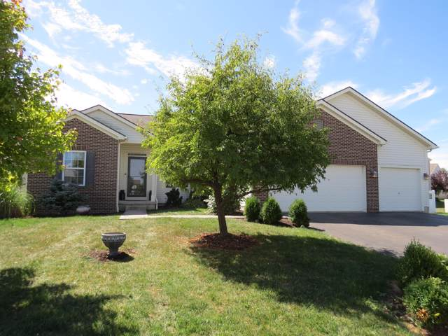 195 Chestnut Estates Drive, Commercial Point, OH 43116 (MLS #219034949) :: Huston Home Team