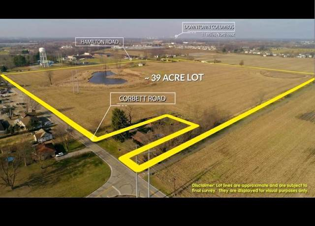 5000 S Hamilton Road, Groveport, OH 43125 (MLS #219034968) :: Berkshire Hathaway HomeServices Crager Tobin Real Estate