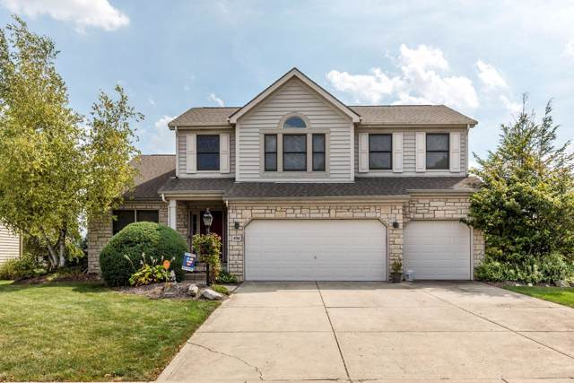 4761 Brittonhurst Drive, Hilliard, OH 43026 (MLS #219034969) :: Core Ohio Realty Advisors