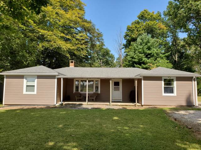 6228 Monnett New Winchester Road, Galion, OH 44833 (MLS #219034976) :: RE/MAX ONE