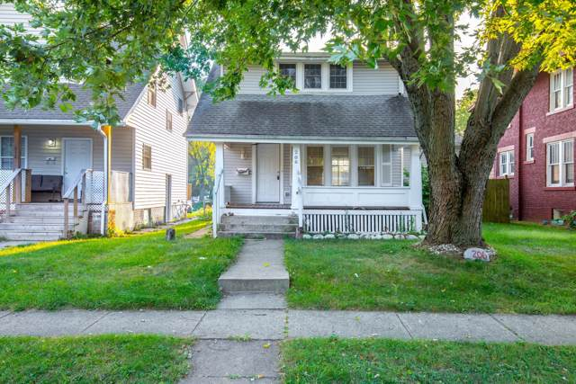 206 N Burgess Avenue, Columbus, OH 43204 (MLS #219034981) :: Berkshire Hathaway HomeServices Crager Tobin Real Estate
