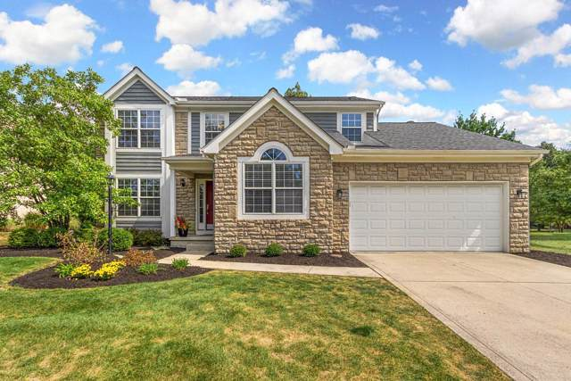 5404 St Andrews Drive, Westerville, OH 43082 (MLS #219034982) :: The Raines Group