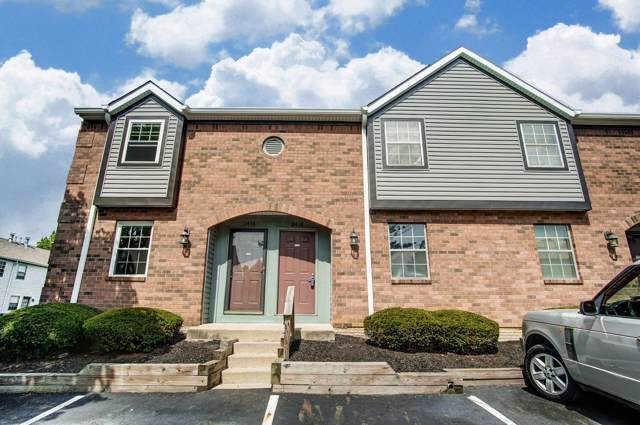 2418 Hannaway Lane #39, Columbus, OH 43229 (MLS #219034989) :: Berkshire Hathaway HomeServices Crager Tobin Real Estate