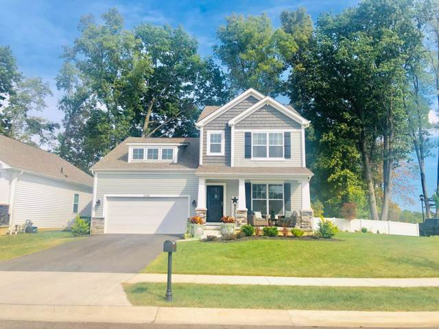 6086 Bradwood Drive, Westerville, OH 43081 (MLS #219035021) :: The Raines Group