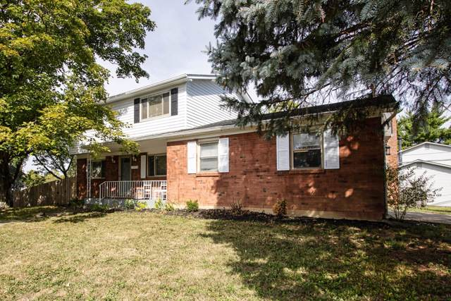 3666 E Dublin-Granville Road, Westerville, OH 43081 (MLS #219035034) :: The Raines Group