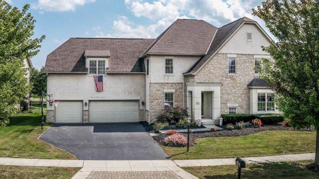 4367 Hickory Rock Drive, Powell, OH 43065 (MLS #219035041) :: The Raines Group