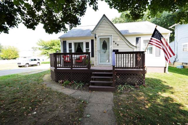 640 Goodwin Avenue, Lancaster, OH 43130 (MLS #219035055) :: RE/MAX ONE