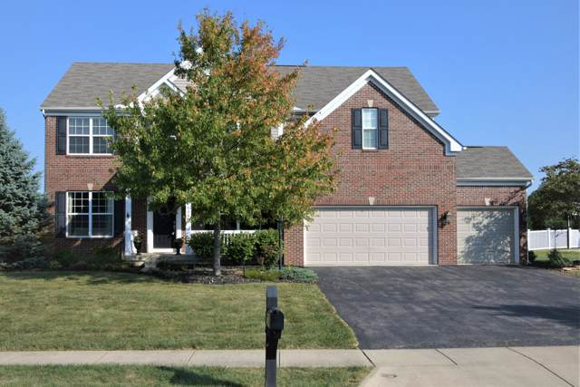 1639 Adena Pointe Drive, Marysville, OH 43040 (MLS #219035075) :: Brenner Property Group | Keller Williams Capital Partners