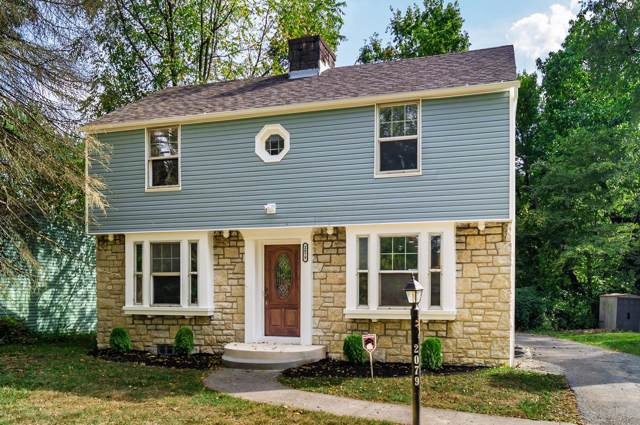 2079 Maryland Avenue, Columbus, OH 43219 (MLS #219035120) :: Susanne Casey & Associates