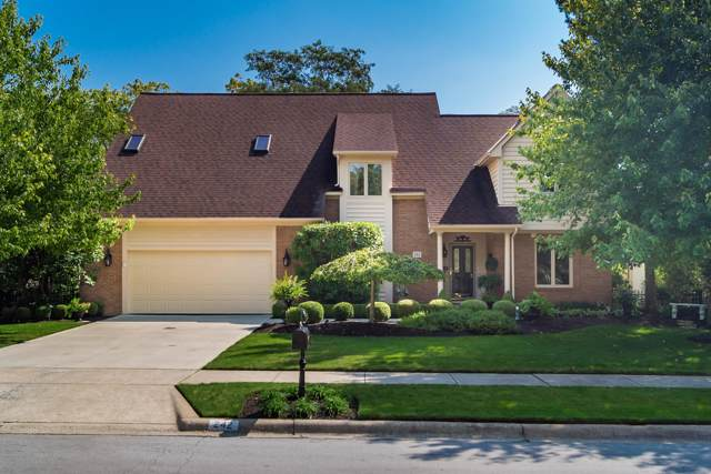 242 Luke Court, Westerville, OH 43081 (MLS #219035142) :: The Raines Group