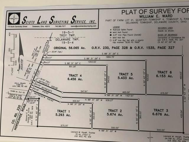 0 Horseshoe Road Lot #2, Delaware, OH 43015 (MLS #219035152) :: Berkshire Hathaway HomeServices Crager Tobin Real Estate