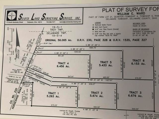 0 Horseshoe Road Lot 4, Delaware, OH 43015 (MLS #219035158) :: Berkshire Hathaway HomeServices Crager Tobin Real Estate