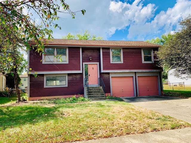 863 Quitman Drive W, Gahanna, OH 43230 (MLS #219035159) :: RE/MAX ONE