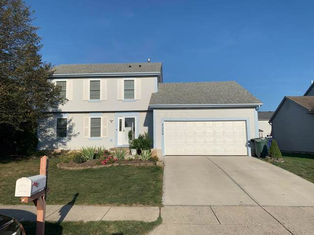 2334 Walborn Drive, Hilliard, OH 43026 (MLS #219035162) :: Core Ohio Realty Advisors